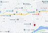 地図,1K,面積32.96m2,賃料7.7万円,仙台市地下鉄東西線 国際センター駅 徒歩12分,仙台市営南北線 北四番丁駅 徒歩20分,宮城県仙台市青葉区広瀬町