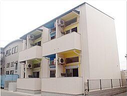 CREST COURT鷹取(クレストコート鷹取)[2階]の外観