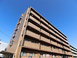 南山寿ガーデン[4階]の外観