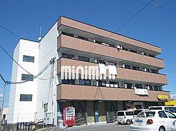 クラウンマンション[3階]の外観