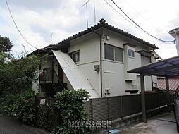 [テラスハウス] 東京都町田市大蔵町 の賃貸【/】の外観
