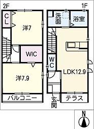 中村公園駅 9.5万円