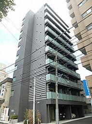 ルミード横浜阪東橋[6階]の外観