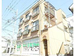 東京都立川市羽衣町2丁目の賃貸マンションの外観