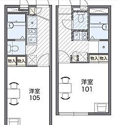 戸塚吉田町[1階]の間取り