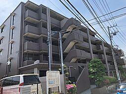 神奈川県横浜市鶴見区北寺尾5丁目の賃貸マンションの外観