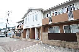 ガーデンヴィラSAKURA A棟[1階]の外観