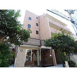グーテンターク富田[2階]の外観