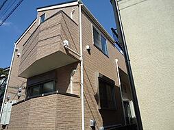 神奈川県横浜市鶴見区東寺尾4丁目の賃貸アパートの外観