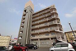 広島県広島市安佐南区西原5丁目の賃貸マンションの外観