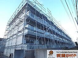 日進松ヶ丘ハイム[101号室]の外観