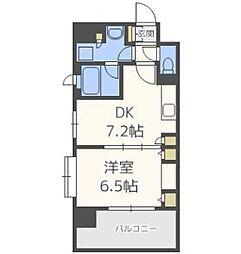 KAISEI梅田[3階]の間取り