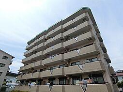 プランドール南茨木[3階]の外観