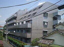 武蔵野パークマンション[3階]の外観