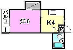 久米駅 1.8万円
