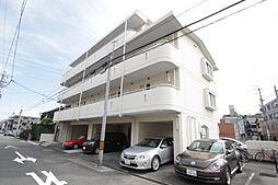 愛知県名古屋市昭和区川名町5丁目の賃貸マンションの外観