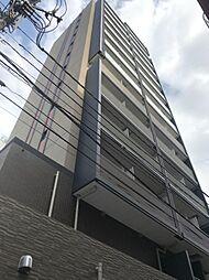 レジディア三田[8階]の外観