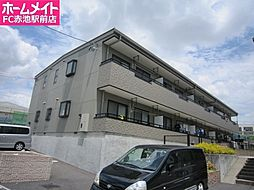 プランドール鎌倉台II[1階]の外観