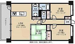 唐人町駅 12.3万円