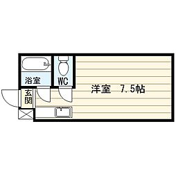 院庄駅 2.5万円