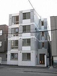 ラージヒル菊水[4階]の外観