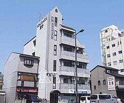 京都府京都市南区西九条大国町の賃貸マンションの外観