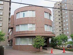 北海道札幌市東区北十六条東4丁目の賃貸マンションの外観