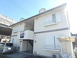 兵庫県加古川市米田町平津の賃貸アパートの外観