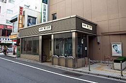 幡ヶ谷駅(700m)