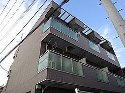 埼玉県上尾市本町1の賃貸マンションの外観
