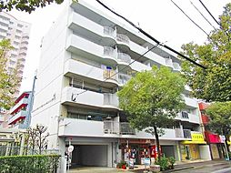 新住之江マンション[4階]の外観