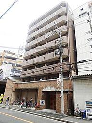 クラウンハイム淡路駅前通[5階]の外観