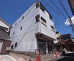 京都府京都市山科区四ノ宮泉水町の賃貸マンションの外観