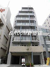 東京都江東区平野2丁目の賃貸マンションの外観