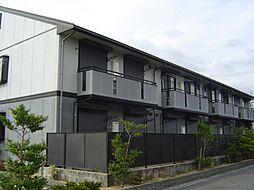 アットハウス松谷II[1階]の外観