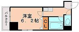 KT大橋[2階]の間取り