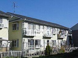 サンハイツ山田B[1階]の外観