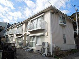 神奈川県横浜市鶴見区寺谷1丁目の賃貸アパートの外観