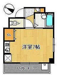 フジマツ第3ビル[2階]の間取り