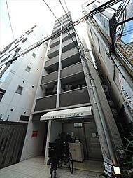 フラット34新大阪南[7階]の外観