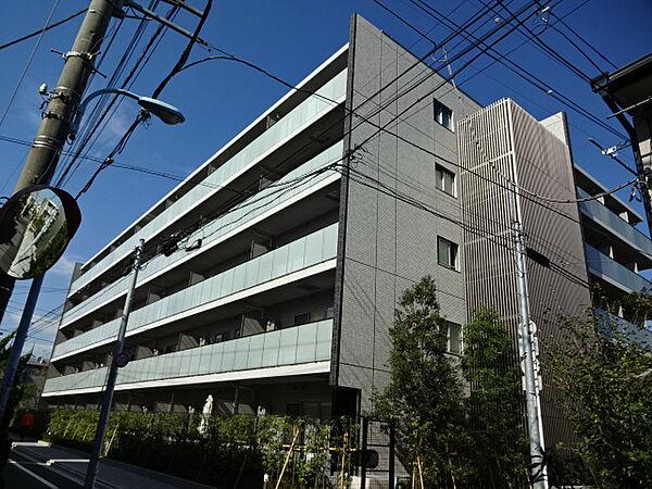 東京都杉並区高円寺北2丁目の賃貸マンション