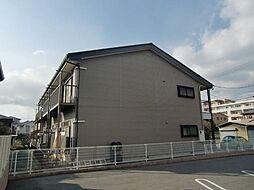 愛知県稲沢市小沢4丁目の賃貸アパートの外観
