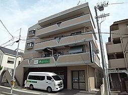 兵庫県神戸市垂水区瑞ケ丘の賃貸マンションの外観