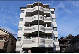 広島県広島市佐伯区五日市中央2丁目の賃貸マンションの外観