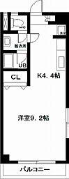 ism[2階]の間取り