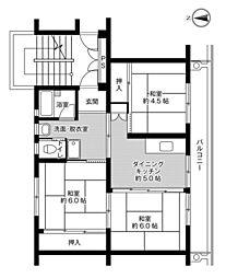 【敷金礼金0円!】ビレッジハウス直方3号棟