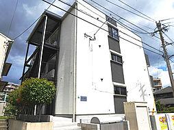 fleur riziere 緑ヶ丘(フルーリジェールミドリガ[3階]の外観