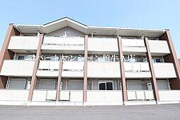 茨城県牛久市ひたち野西2丁目の賃貸マンションの外観