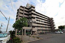 岡山県岡山市中区桑野丁目なしの賃貸マンションの外観