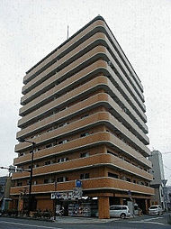ライオンズマンション姫路[402号室]の外観